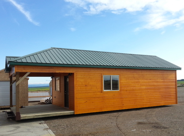 Northern Portable Buildings sheds and Garages